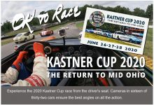 KASTNER CUP 2020 THE RETURN TO MID OHIO