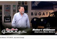 Robert Goldman & His 15 Minutes of Fame